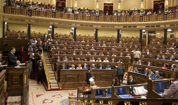"""El PP aprueba en el Congreso la """"Ley Mordaza"""""""