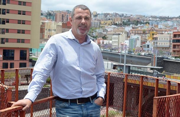 Quique Medina, director deportivo del CD Tenerife. | SERGIO MÉNDEZ