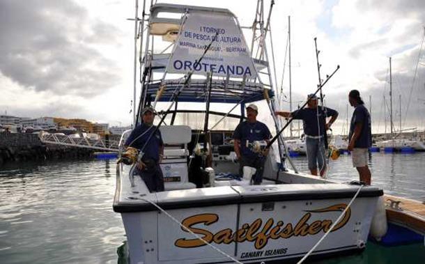 Imagen de archivo del barco Sailfisher naufragado en el Sur. | DA