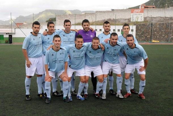 El conjunto realejero parte como claro favorito para militar la próxima temporada en Tercera División. / DA