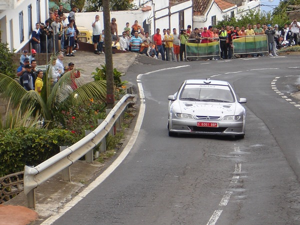 El Xsara estará en el Rally Norte en manos de Torres. / motorchicharrero.com