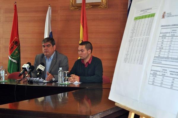 alcalde de la matanza Ignacio Rodriguez, Sergio Lucas