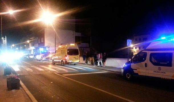 El conductor ebrio que atropelló a una pareja en Aguere es reincidente