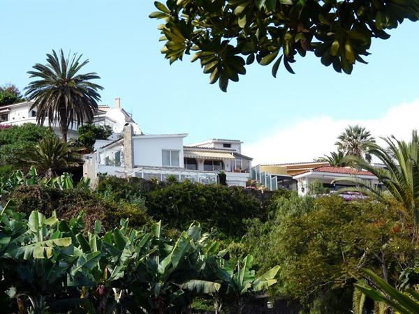 La casa número 11 de La Montañeta, en Los Realejos, fue la residencia de Los Beatles en Tenerife.   DA