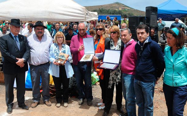 José Ignacio Isla, durante más de 20 años, se ganó el respeto de la gente de nuestra tierra. / JAVIER GANIVET