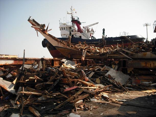 Image result for astilleros, desguazadores de barcos