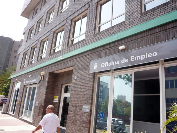 Oficina empleo INEM Tome Cano