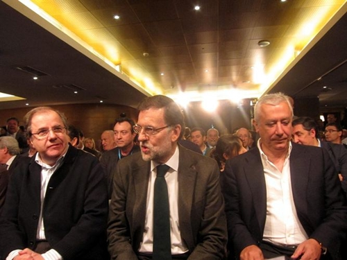 Mariano Rajoy ha prometido llegar a un acuerdo en el objetvo de déficit de las comunidades. / EP