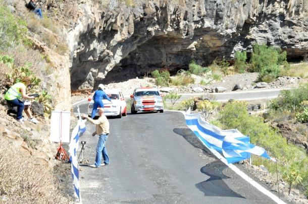 Atogo volverá a formar parte del rutómetro del Rally Granadilla. / DA