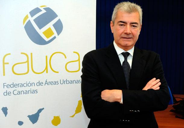 Abbas Moujir, secretario general de FAUCA