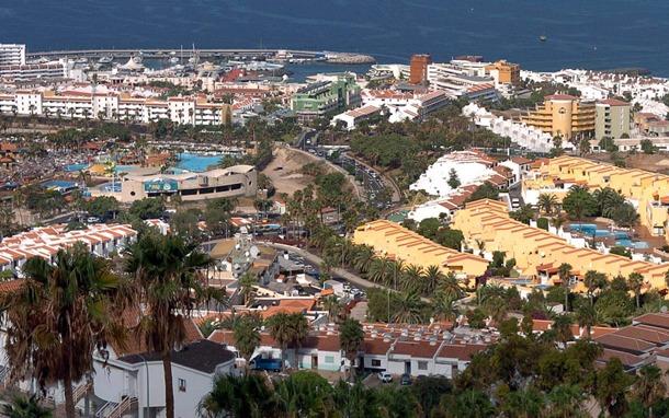 Costa Adeje, apartamentos turísticos