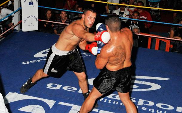 Boxeo Ruyman Delgado