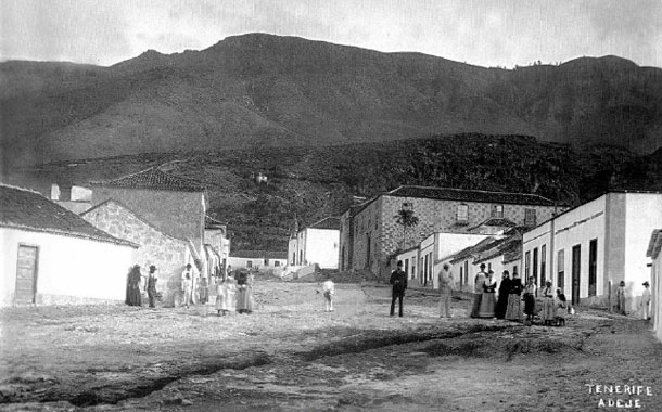 Calle Grande ADEJE