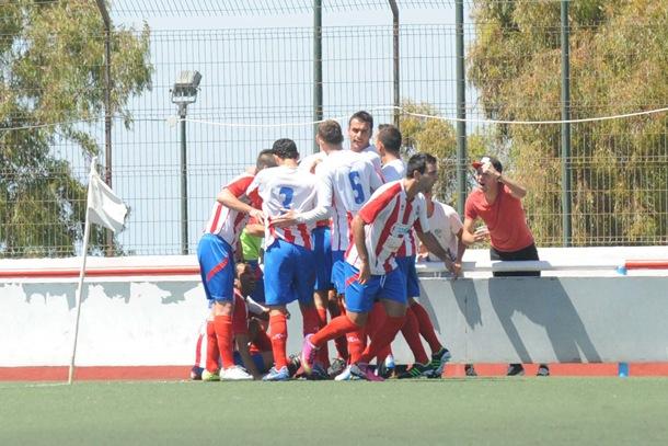 jugadores Atlético Granadilla