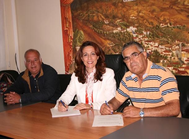 Granadilla acuerdo Servicios Sociales y Prominsur