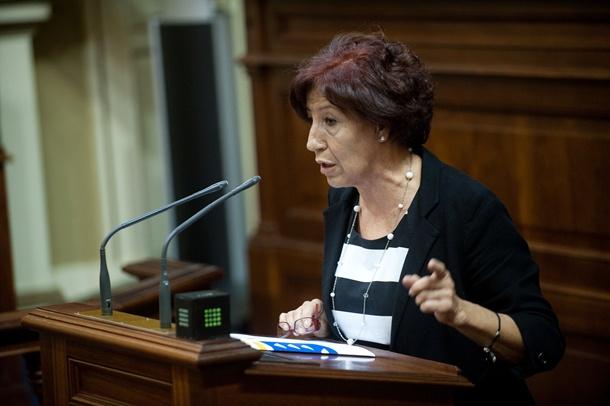 Inés Rojas, consejera de Políticas Sociales
