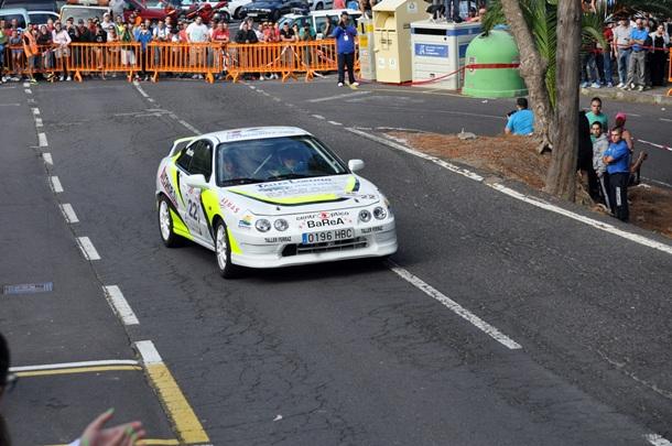 Iván Martín y Carlos Hernández Honda Type R