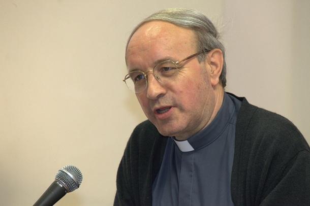 Juan Luis Martín Barrios  director de Catequesis y Pastoral de la Conferencia Episcopal Española
