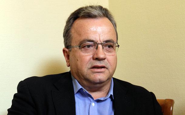 Miguel Ángel Pulido, viceconsejero de Ordenación del Territorio de Canarias