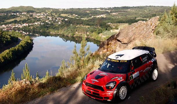 Luis Monzón gana por segunda vez el Rally de Orense
