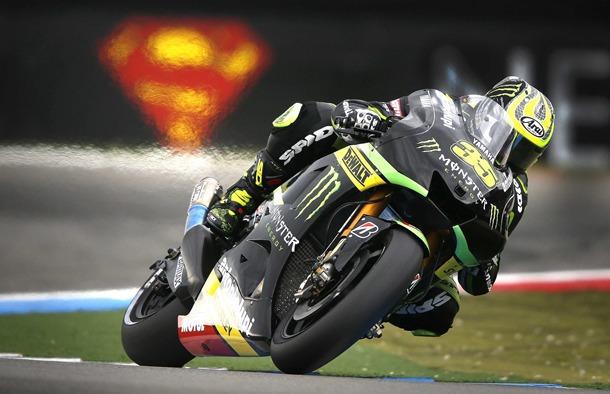 MotoGP Carl Crutchlow (Yamaha) Assen