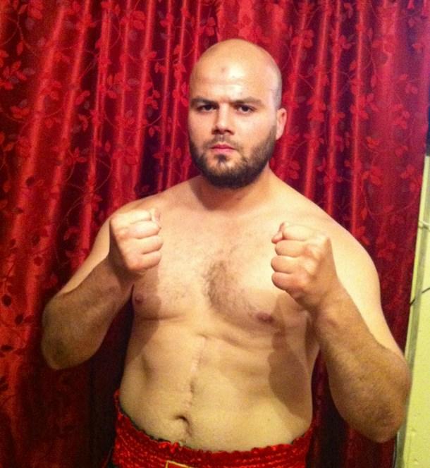 Mustafá Chadlioui boxeador