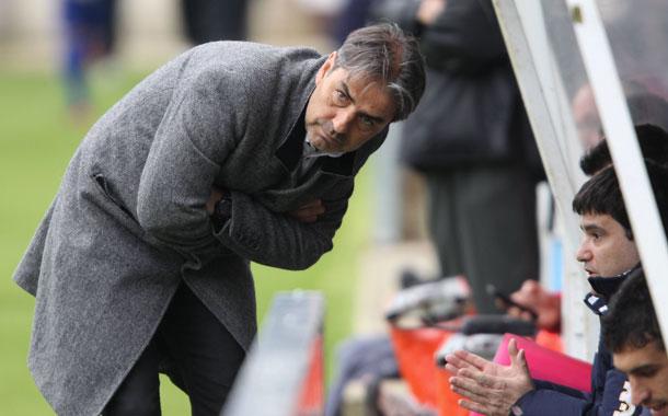 Natxo González - Deportivo Alaves