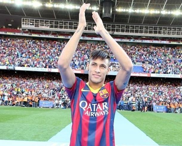 Neymar da Silva Santos FC Barcelona