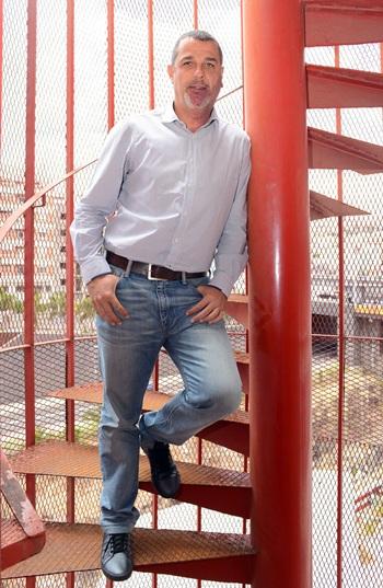 quique medina director deportivo del CD Tenerife