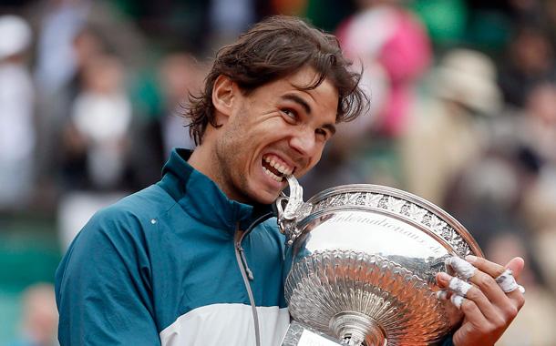 Rafa Nadal Roland Garros 2013