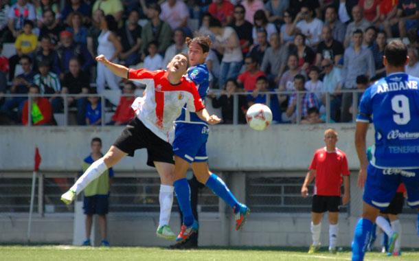 Raul Llorente CD Tenerife