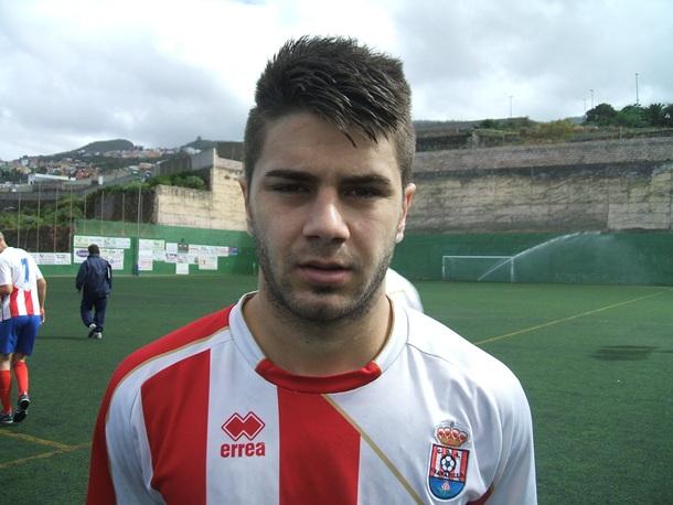Rubén Rosquete Atlético Granadilla