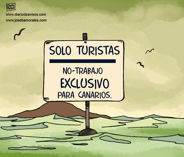 Solo turistas - Joseba Morales