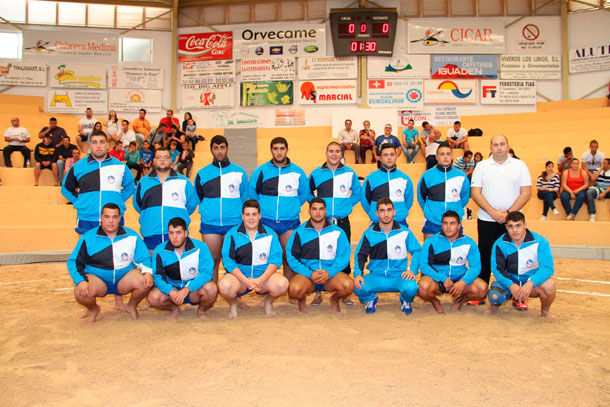 Torneo Pancho Camurria, selección de Tenerife