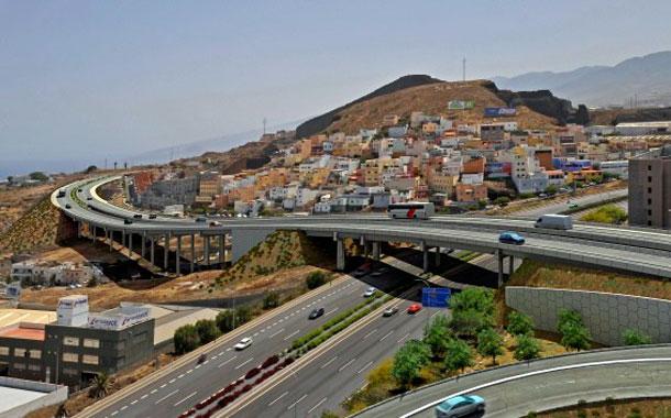 Ofra-El Chorrillo: este año se conecta San Matías con la TF-5. / DA