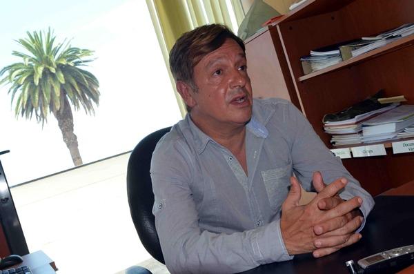 VICTOR HERNANDEZ BARROSO, ALCALDE DE SANTA URSULA