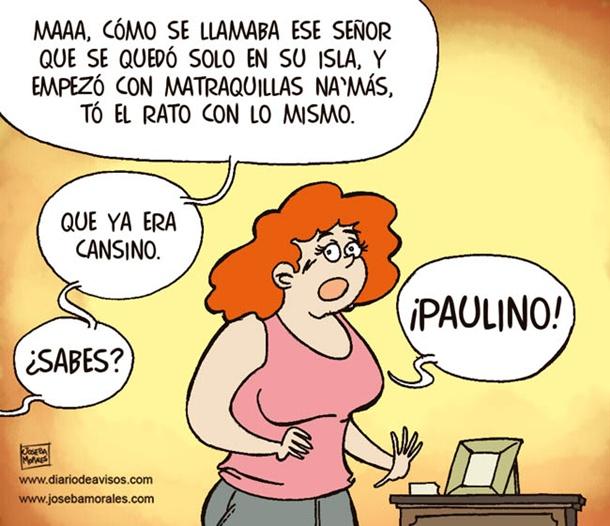 Paulino Viñeta Garabatos Joseba Martes