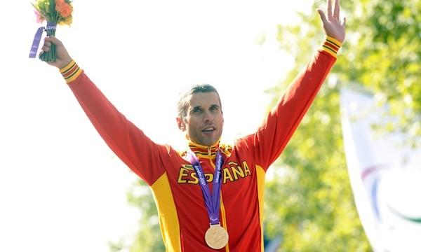 Un medallista en La Orotava