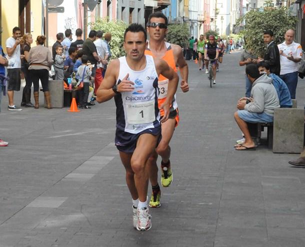 Media maratón lagunera