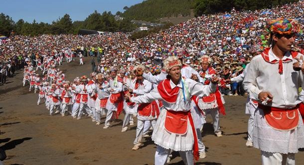 Bajada de la virgen los Reyes 2009 MOISES PEREZ