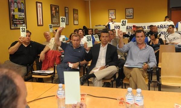 Burgos no podrá comprar la SAD del Tenerife