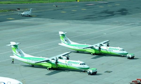 La Isla abre el primer vuelo regular y directo con un país africano