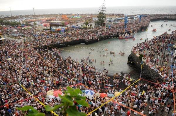 embarcacion Virgen del Carmen de Puerto de la Cruz