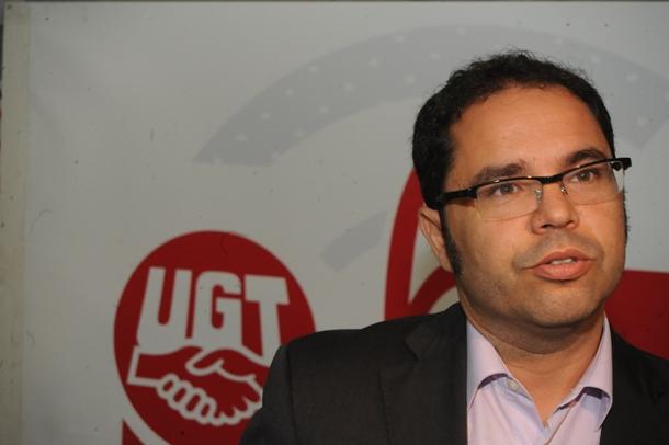 jg Gustavo Santana eleccion secretario UGT jg 8-6-2013.JPG