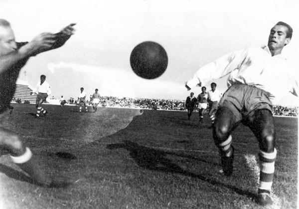 julito, goleador del CD Tenerife