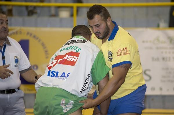 lucha, Aday Barbuzano