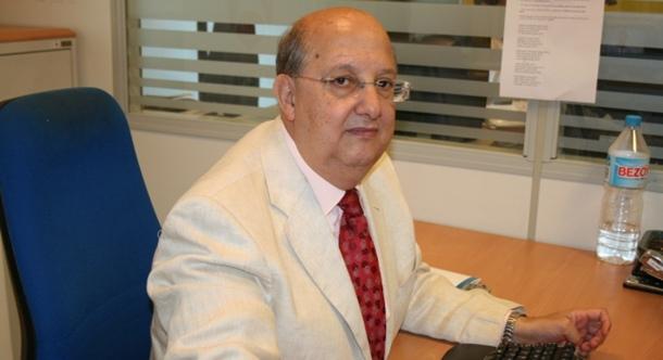 vicepresidente del Colegio de Geólogos de España, José Luis Barrera,