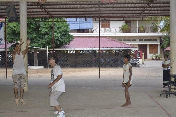 En la residencia de PSE conviven más de 500 menores en exclusión social. / DA
