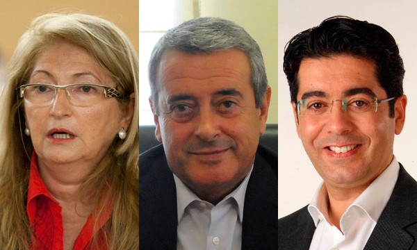 El PSOE de Tenerife exige a Mora, Abreu y Martín que dejen un cargo