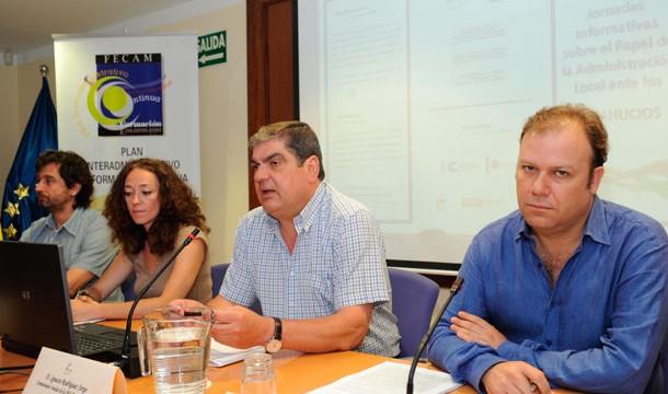 Andalucía apoya un frente común con Canarias contra desahucios